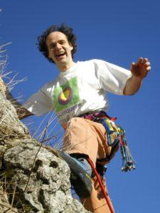Trager führt zu mehr Beweglichkeit und Leichtigkeit - besonders wichtig beim Klettern