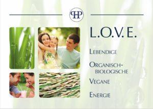 L.O.V.E. als Beispiel für Superfoods